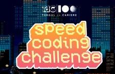 Speed Coding Challenge  atracția celei de-a 6-a ediții a Târgului de Cariere în IT