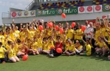 Echipa feminin[ de fotbal a Centrului Școlar de Educație Incluzivă Cluj este prima campioană a României la Fotbal Unificat în 7