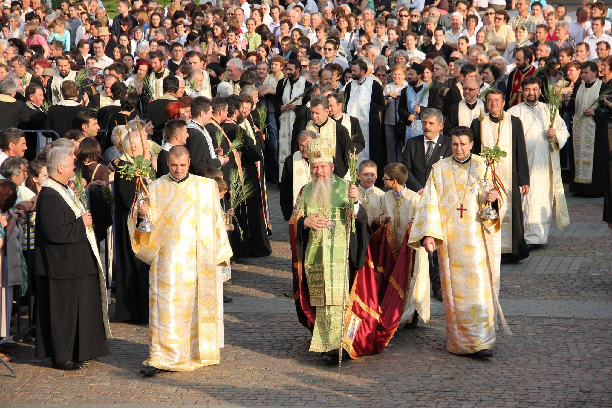procesiune rusalii 1