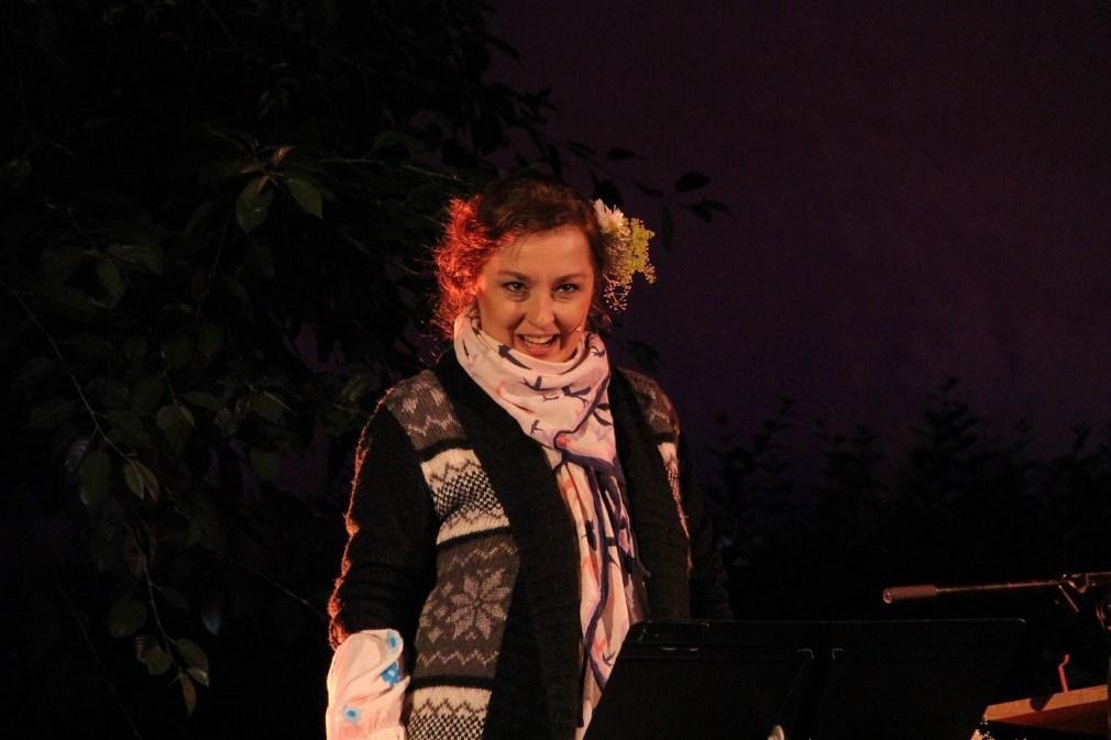 Iulia Merca/ Foto: Dan Bodea