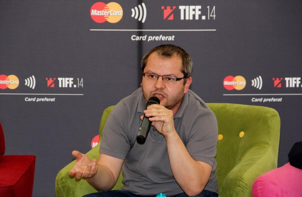 Corneliu Porumboiu/Foto: Dan Bodea