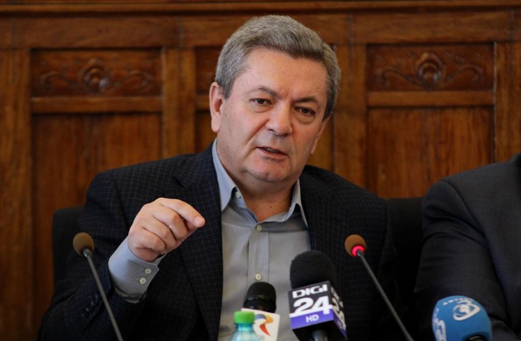 Fostul Ministru al Transporturilor, Ioan Rus/ Foto: Dan Bodea