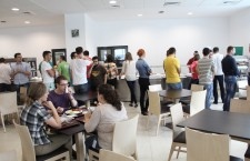Restaurant Cluj Business Center / Foto: Dan Bodea