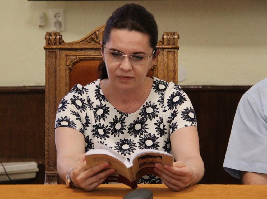 Adriana Săftoiu/ Foto: Dan Bodea