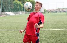 8 ani a jucat Cristian Moldovan la juniorii Universității Cluj/ Foto: Dan Bodea