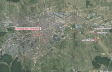 Politica ghetoului. Cum se vede Pata (u)Rât(ă) de pe obrazul Clujului din dronă
