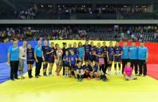 Calificată neîntrerupt la turneele finale ale Campionatului Mondial de handbal feminin,   reprezentativa României va întâlni două foste campioane ale lumii / Foto: Dan Bodea