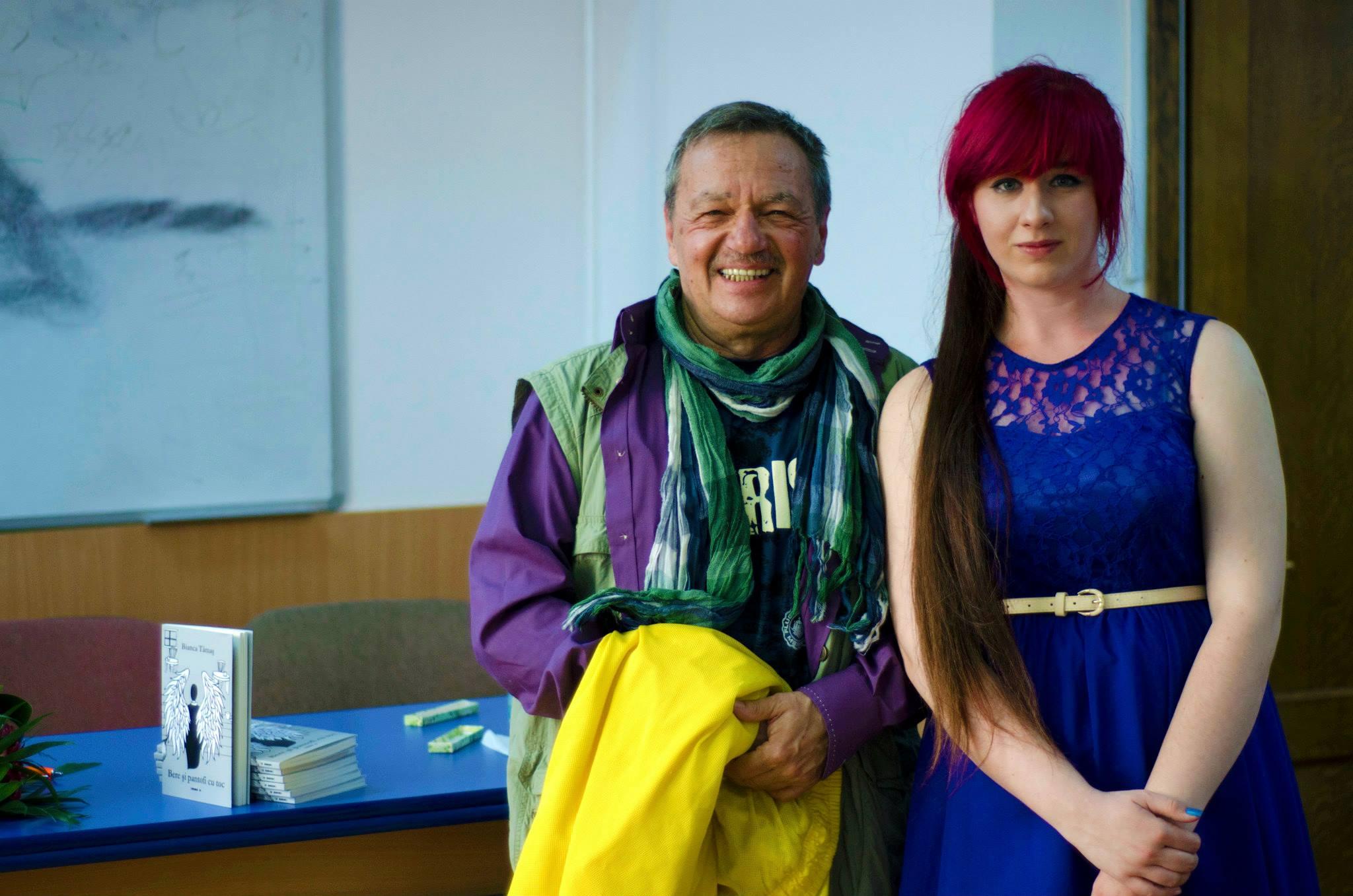 Bianca și Radu Țuculescu / Foto: arhiva personală