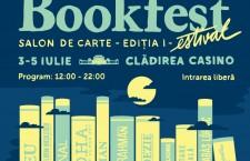 •Bookfest Estival se desfășoară între 3 și 5 iulie la Casino-ul din Parcul Central, iar accesul publicului este gratuit