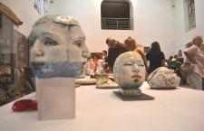 Ediția a doua a primului târg de ceramică contemporană din România a avut loc la Cluj,   în acest weekend (19-21 iunie)/ Foto: Maria Man