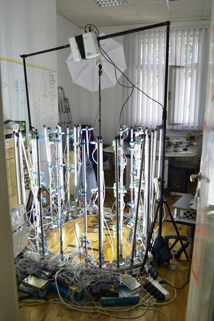 Laboratorul lui Radu din cadrul Liberty Technology Park / Foto: Maria Man