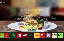 Tot mai mulţi clujeni comandă mâncare online