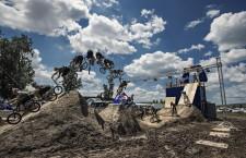 Riderii s-au întrecut în trick-uri la Electric Castle. Un maghiar și un polonez,   regii Castle Line