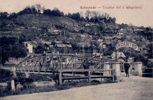 Podul Elisabeta,   imagine istorică