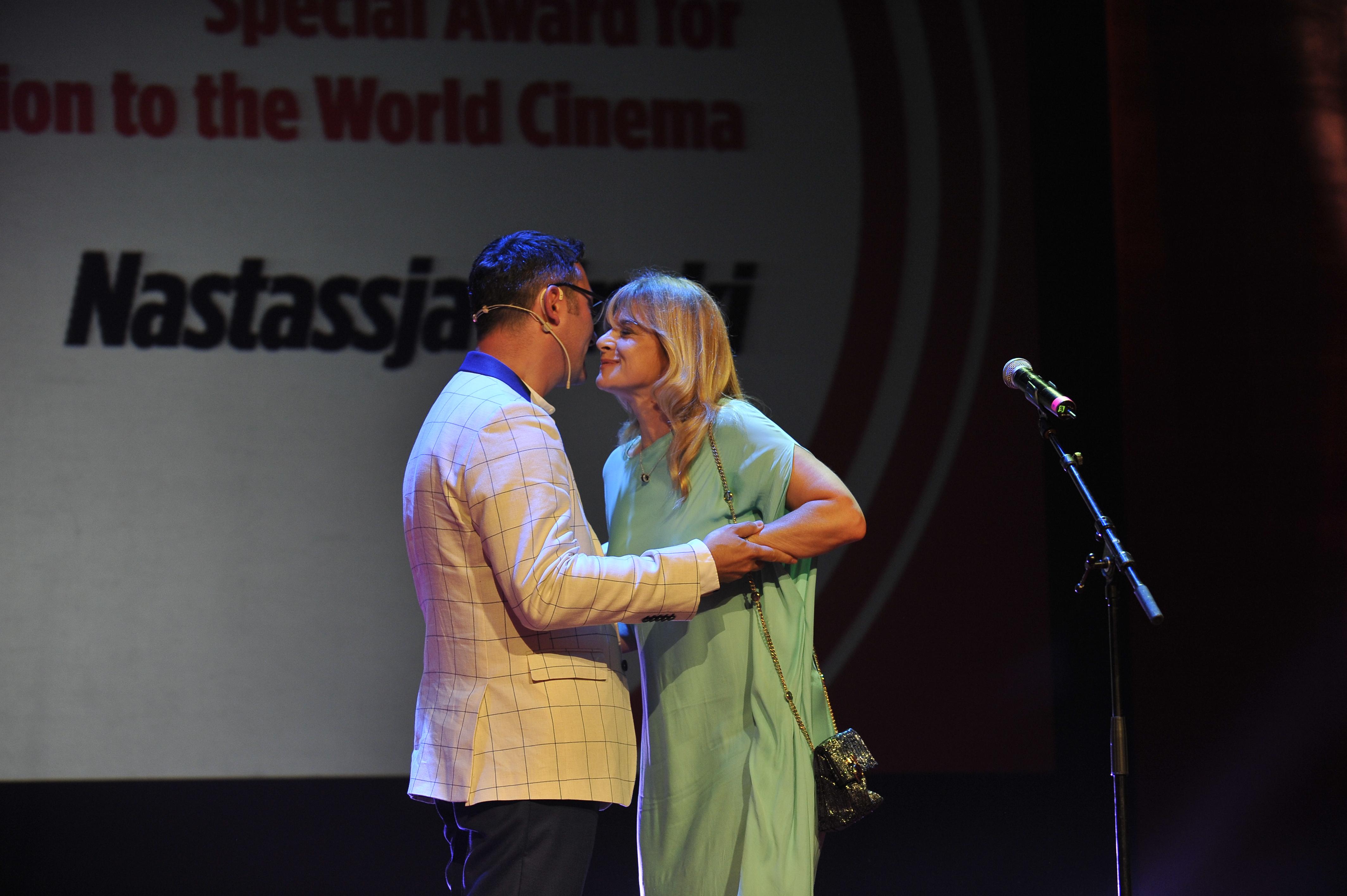 Nastassja Kinski a fost extrem de emoționată în cadrul Galei de închidere TIFF 2015