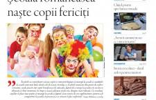 """Nu ratați noul număr al săptămânalului Transilvania Reporter,   """"Școala românească naște copii fericiți"""""""