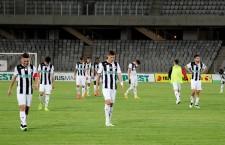 """De când au retrogradat în liga a II-a fotbaliştii de la """"U"""" nu au primit nicio veste din partea conducerii,   cu privire la viitorul echipei / Foto: Dan Bodea"""