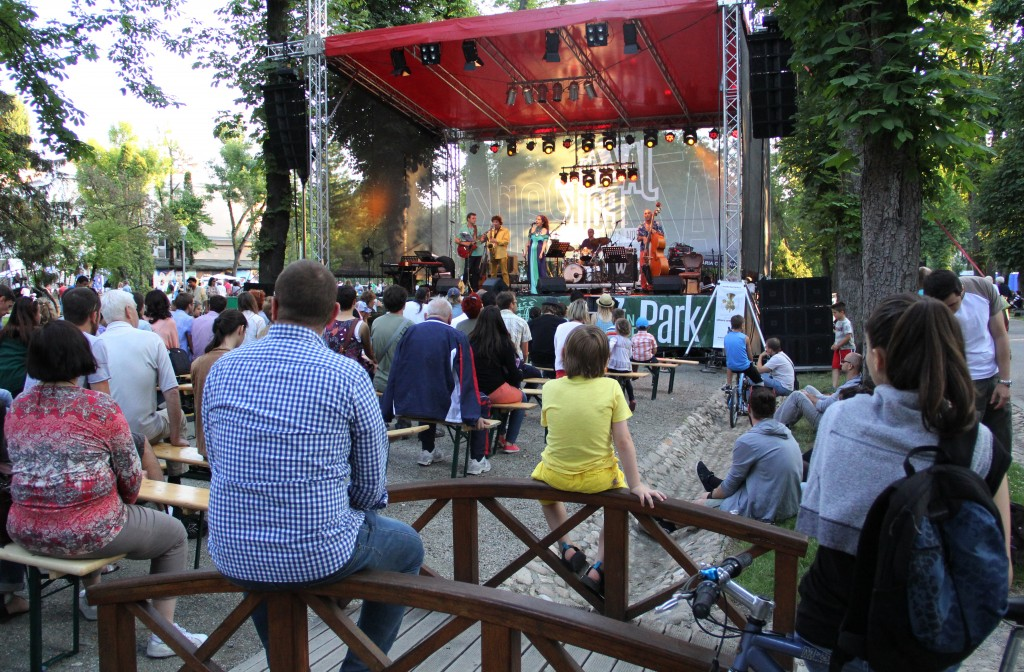 Jazz in the Park 2014/ Foto: Dan Bodea