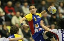 Cristina Neagu a marcat 11 goluri în barajul pentru mondiale şi Românbia a făcut un pas important pentru calificarea în Danemarca