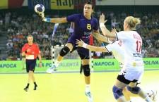 Cristina Neagu a marcat 7 goluri pentru calificarea României la Campionatul Mondial din Danemarca / Foto: Dan Bodea