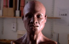 Craniul lui Ion,   reconstituit pentru un documentar | Foto: BBC
