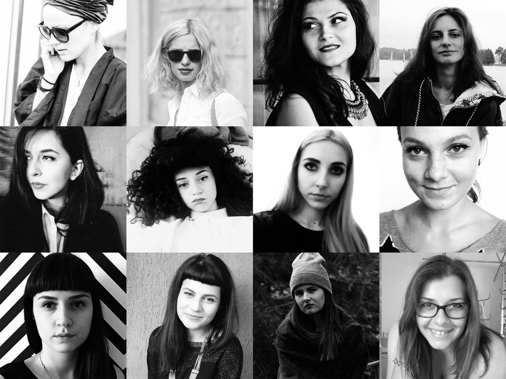 Absolvenții specializării Moda-Design vestimentar,   master 2015