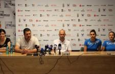 România întâlneşte Serbia, la Cluj, în drumul spre Campionatul Mondial din Danemarca / Foto: Dan Bodea
