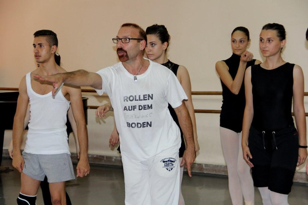 Gianpiero Tiranzoni/Foto: Dan Bodea