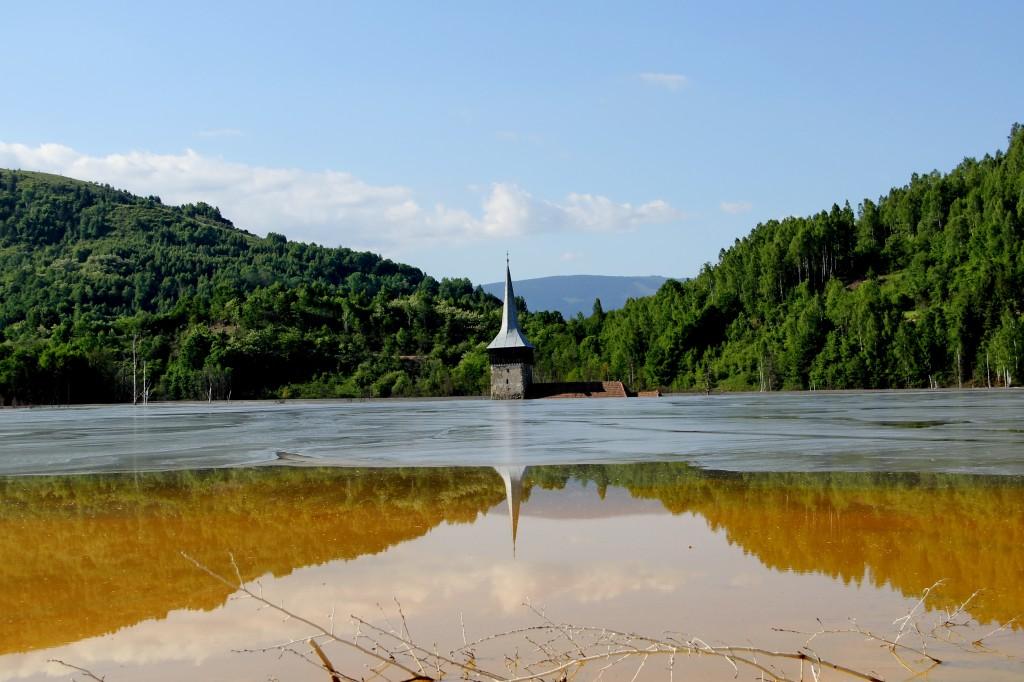 Excursie în satul Geamăna/ Foto: Dan Bodea