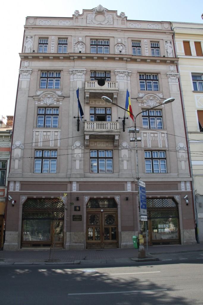 Banca Națională a României - Sucursala Cluj / Foto: Dan Bodea