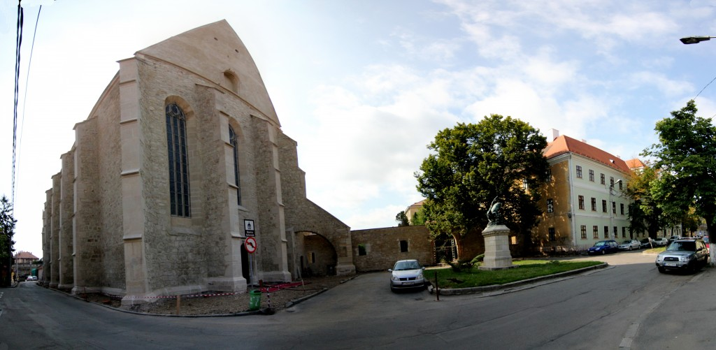 Biserica Reformată, de pe Kogălniceanu