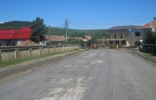 Drumul judeţean DJ 107M, între Vlaha și Săvădisla, intră în moderrnizare