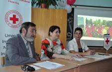 Ajută şi tu! Crucea Roşie Cluj construieşte prima bază naţională de pregătire pentru situaţii de urgenţă