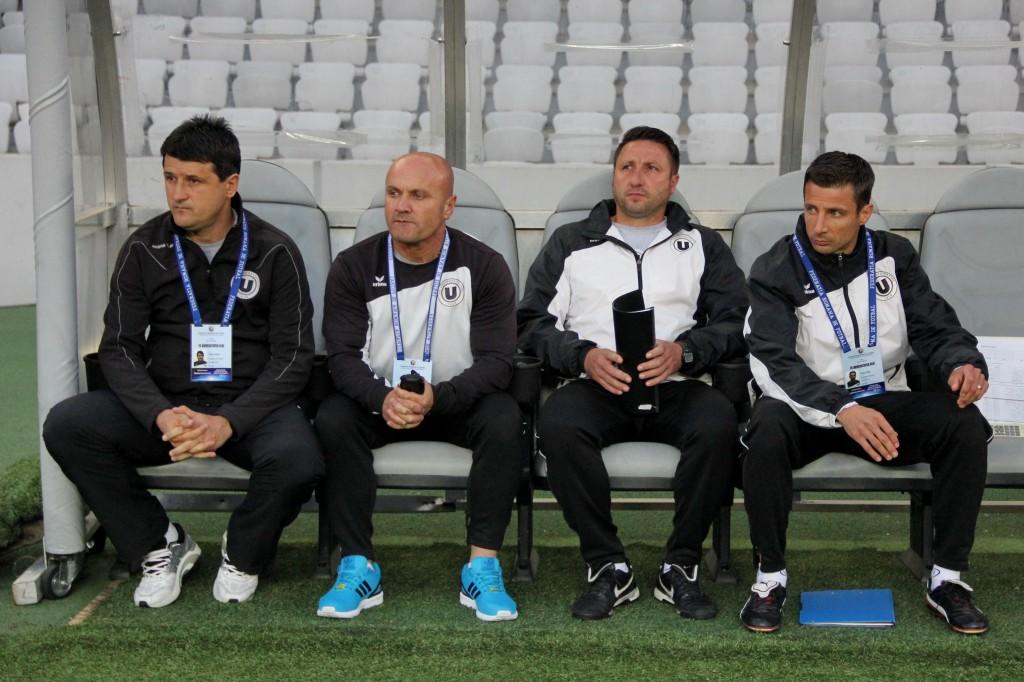 Falub,   Pojar,   Popescu,   Suller / Foto: Dan Bodea