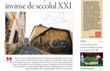 """Nu ratați noul număr Transilvania Reporter: """"Clădirile Clujului, învinse de secolul XXI"""""""
