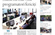 """A apărut noul număr Transilvania Reporter: """"Statul nu mai vrea programatori fericiţi"""""""