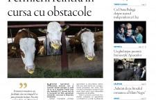 """Nu ratați noul număr Transilvania Reporter """"Fermierii reintră în cursa cu obstacole"""""""