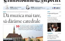 """Nu ratați noul număr din Transilvania Reporter """"Dă muzica mai tare,   să dărâme catedrale"""""""