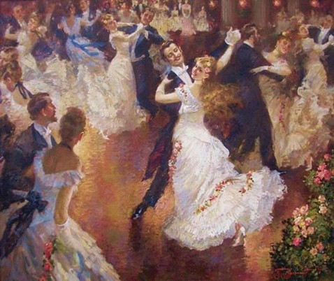 dansatori vals