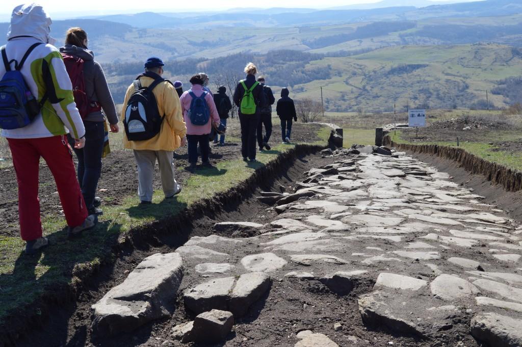 Drumul roman Porolissum