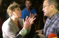 Scandal în Someșeni din cauza deșeurilor. Emil Boc a intervenit să calmeze clujenii revoltați
