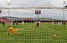 Alexandru Păun a marcat primul său gol pentru CFR în acest seyon și a stabilit scorul final al meciului cu FC Voluntari (2-0) / Foto: Dan Bodea