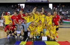 Echipa României a câştigat Campionatul European al Persoanelor cu Diabet (DIAEURO 2015) găzduit de  Sala Polivalentă din Cluj-Napoca / Foto: Dan Bodea