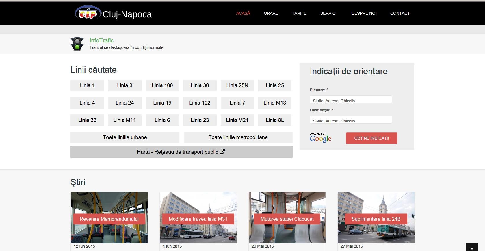 site nou CTP