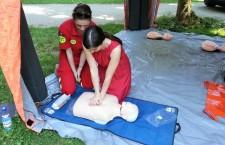Învaţă să salvezi vieţi! Tehnici de prim ajutor în Parcul Central