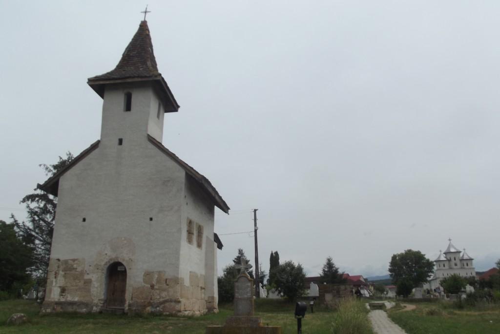 "Biserica ""Sfântul Gheorghe"" din Streisângeorgiu"