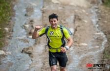 Vlad Căpușan la Maratonul Apuseni 2015/Foto: Dan Tăuțan