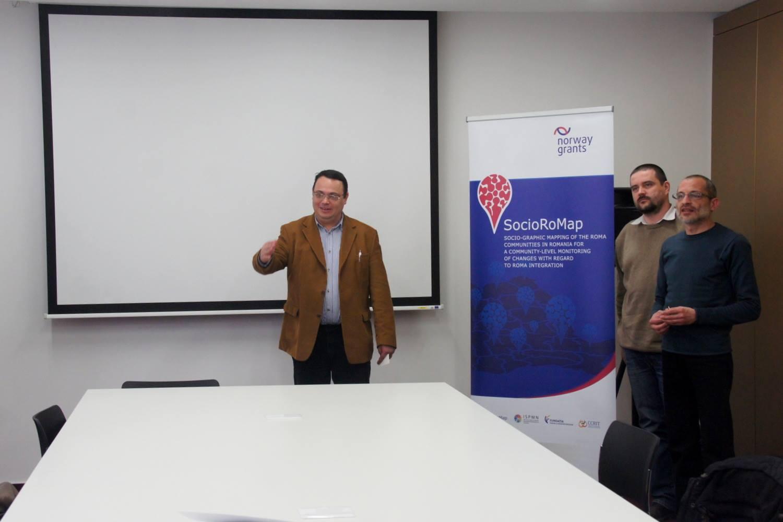Horváth István,   preşedinte ISPMN