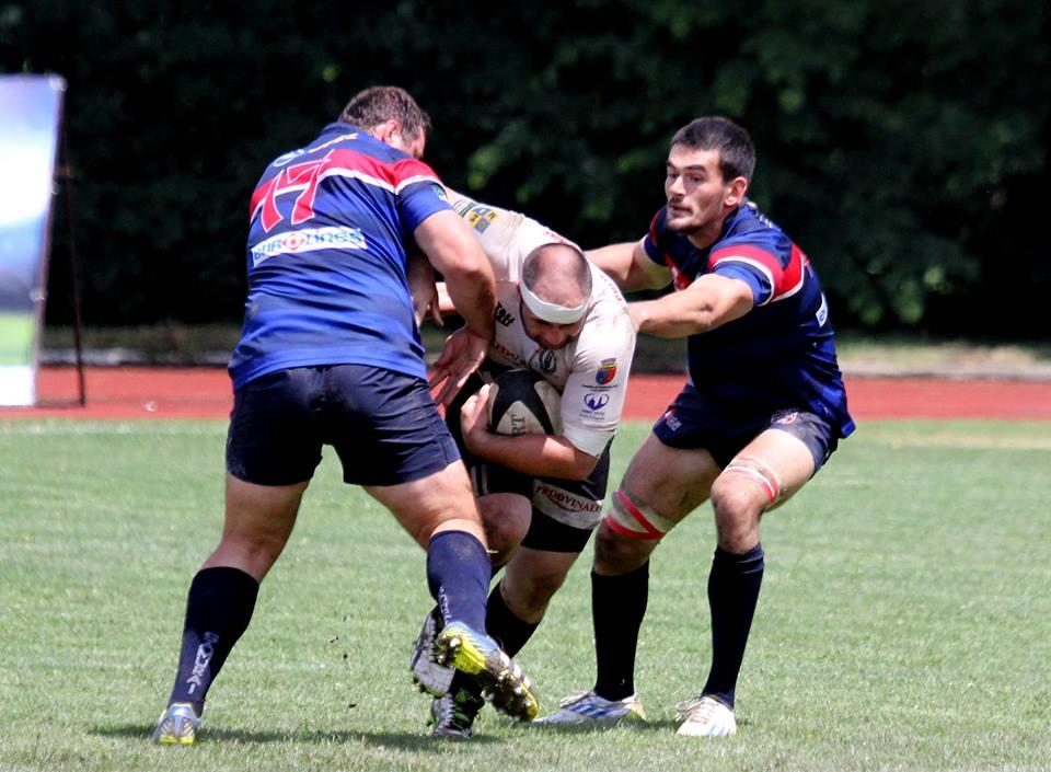 """Rugbyştii de la """"U"""" s-au calificat în semifinalele Cupei Regelui, unde vor întâlni formaţia Timişoara Saracens / Foto: Dan Bodea"""