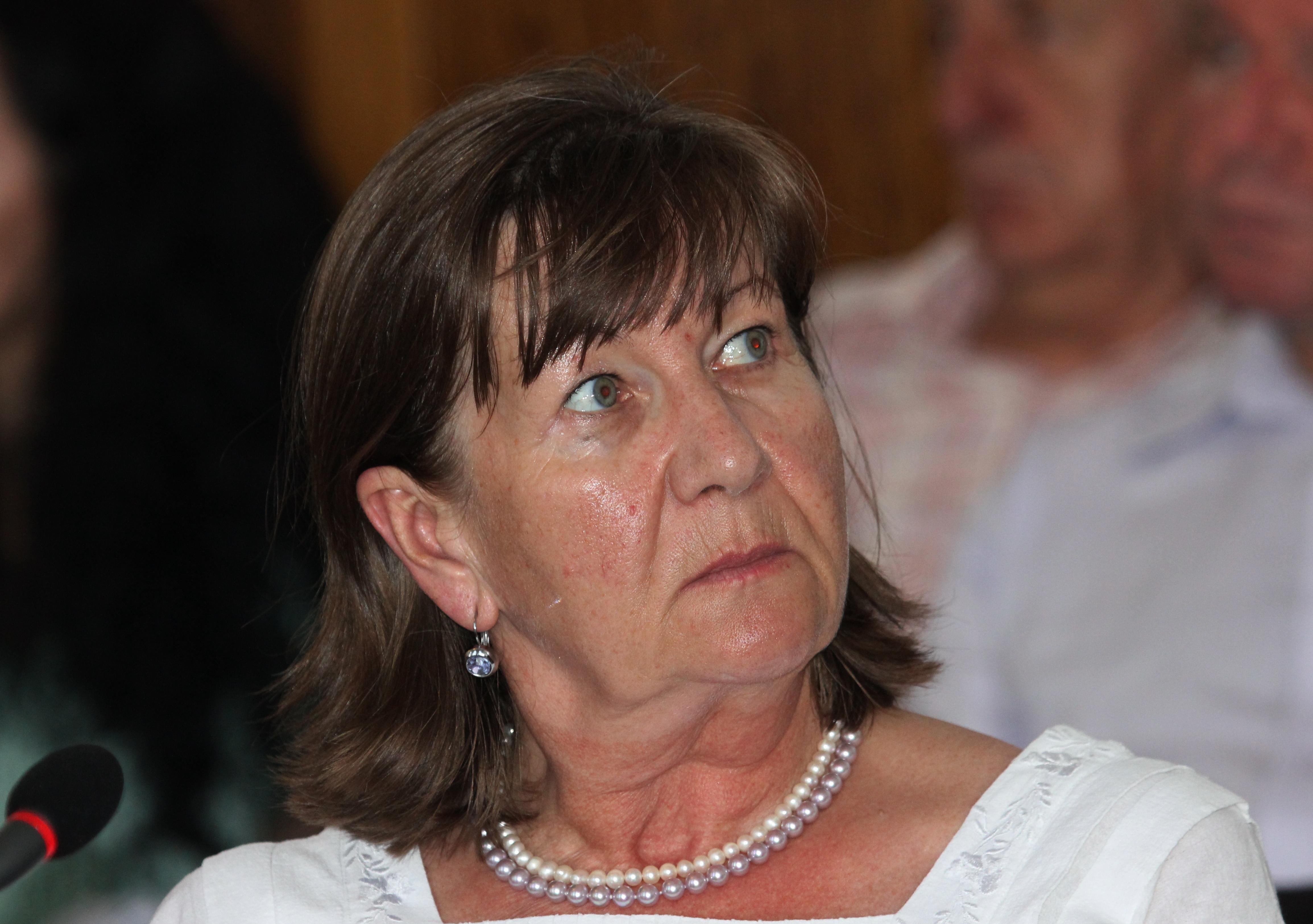Dorina Duma,   directorul Direcției de Sănătate Publică a Județului Cluj / Foto: Dan Bodea